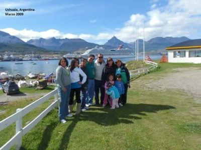 Ushuaia, Argentina - near the South Pole!