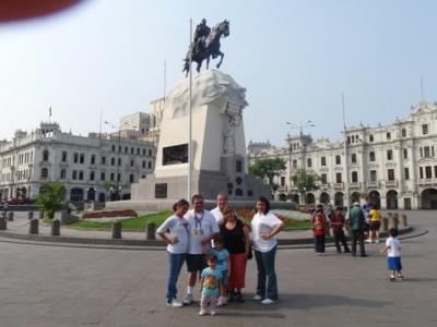 Plaza Mayor, Lima, Perú
