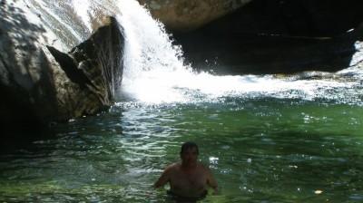 Refreshing cascades of Eden!