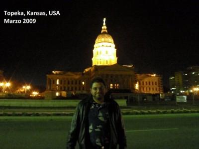 Topeka, Kansas - Capital Tour!