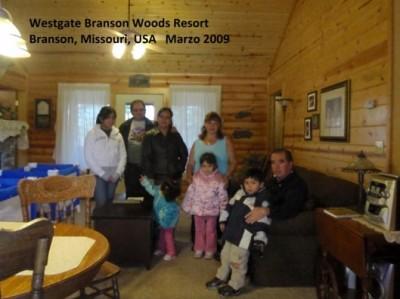 Our Log Luxury Cabin at Westgate Branson Woods Resort