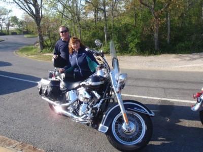 Harley Davidson time!