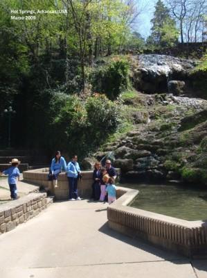 Hot Springs, Arkansas, USA
