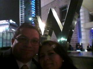 The W in Downtown Dallas, Texas