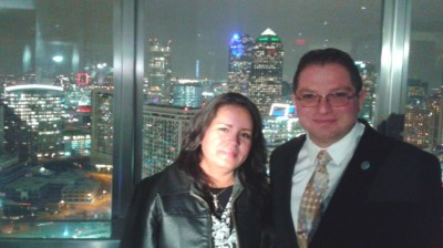 33rd floor at The W!