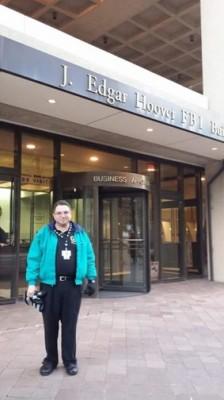 FBI Headquarters in Washington, D. C. Tour