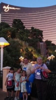 The Wynn at Las Vegas, Nevada, USA