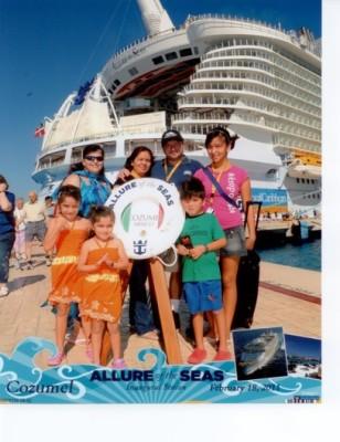 Royal Caribbean Cruise Allure of the Seas
