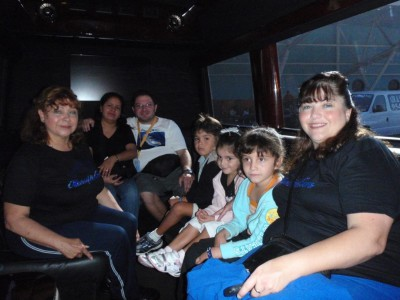 Limo back to Miami Airport!