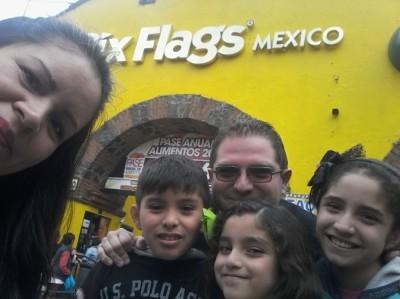 Six Flags of México
