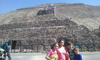 One of the largest pyramids!