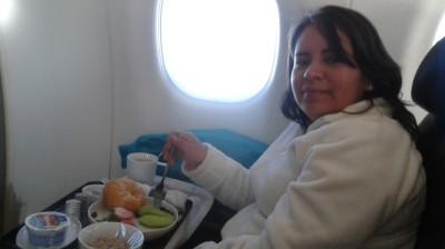 Flying First Class to Acapulco, Guerrero, México