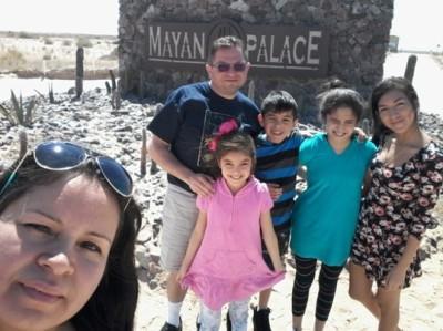 The Mayan Palace at Vidanta