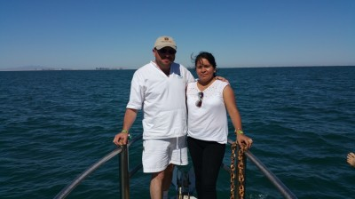 At the Sea of Cortez
