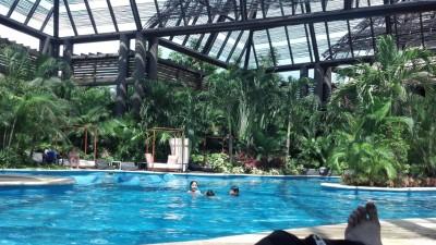 The Mayan Sanctuary Pool