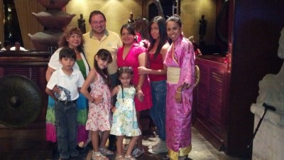 Gong Asian Cuisine Restaurant at Vidanta Resort