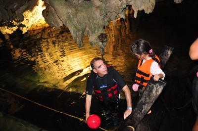 Hidden World Cenote and Cavern