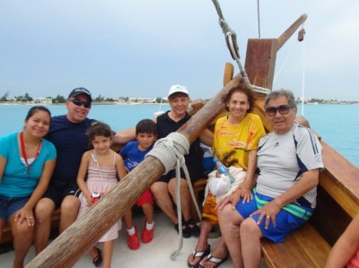 The Royal Cancún Boat Tour