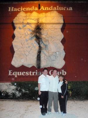 Sunset Resorts' Equestrian Club Show