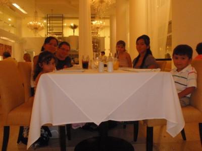 Playacar Palace Resort's italian restaurant