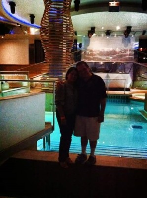 Night Club with pools and jacuzzis!