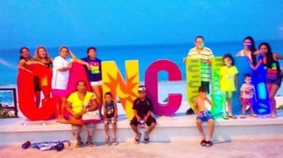 Playa Delfines - El Mirador