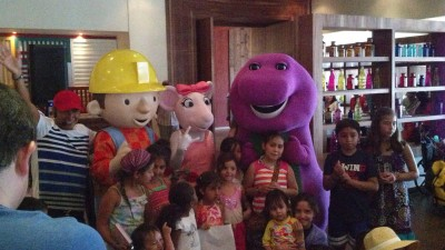 Children Shows at The Moon Palace Resort!