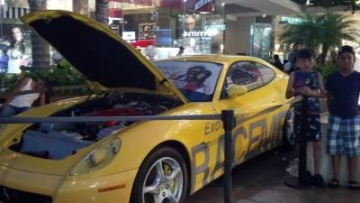Ferrari rental in Playa del Carmen!