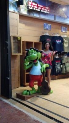 Señor Frogs Boutique at 5th Avenue