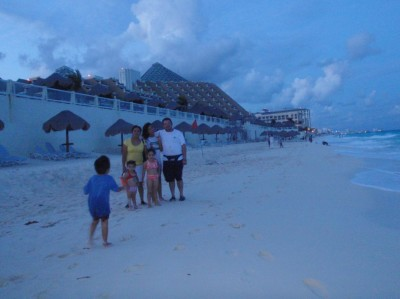 The Meliá Cancún Resort (Paradisus)