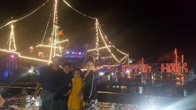 Captain Hook Dinner Show Tour 2018