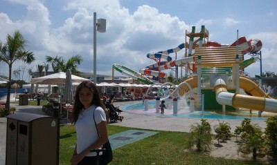 The Grand at Moon Palace Resort and Spa, the best waterpark in the city!