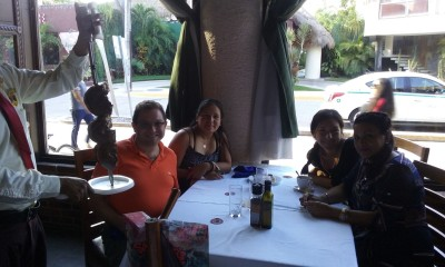 The best Brazilean Steakhouse in the Mayan Riviera!
