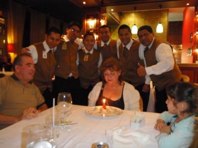 My mom's Birthday at Vidanta Resort