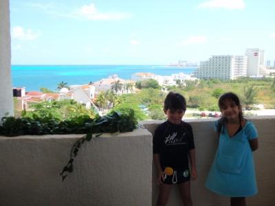Breath-taking view at Casa Maya Resort!