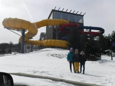 Split Rock Resort and Indoor Water Park!