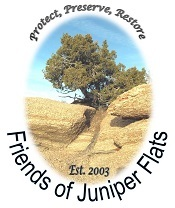 Friends of Juniper Flats logo