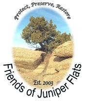 Friends of Juniper Flats logo
