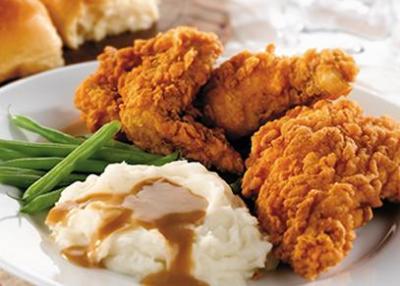 Chicken & Mashed