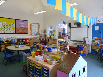 Autism-friendly classrooms
