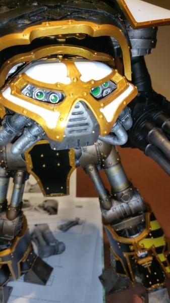 Reaver Titan Lenses