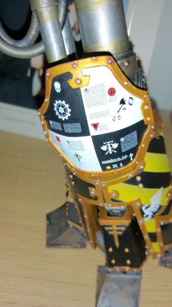 Reaver Titan Knee