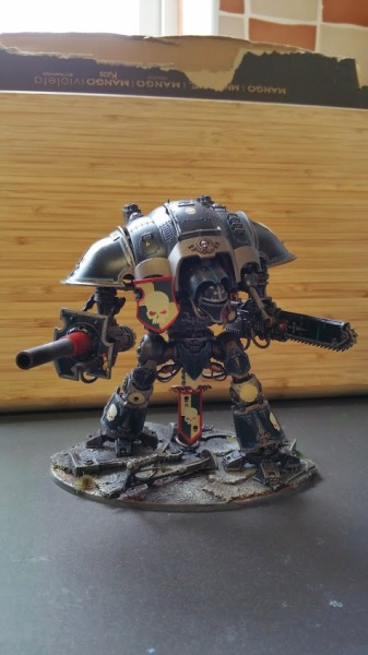 Freeblade Imperial Knight