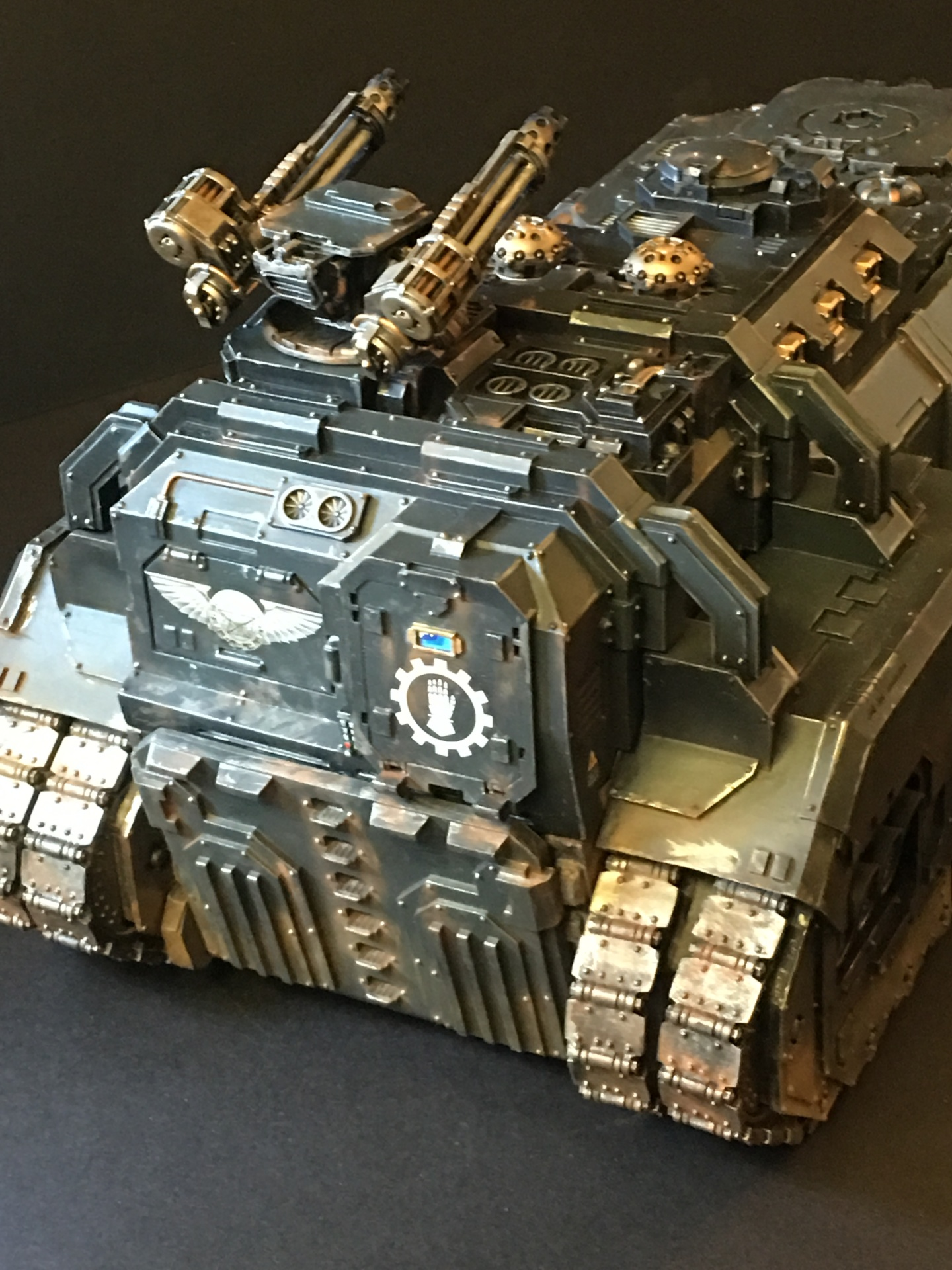 Mastodon Super Heavy Assault Transport