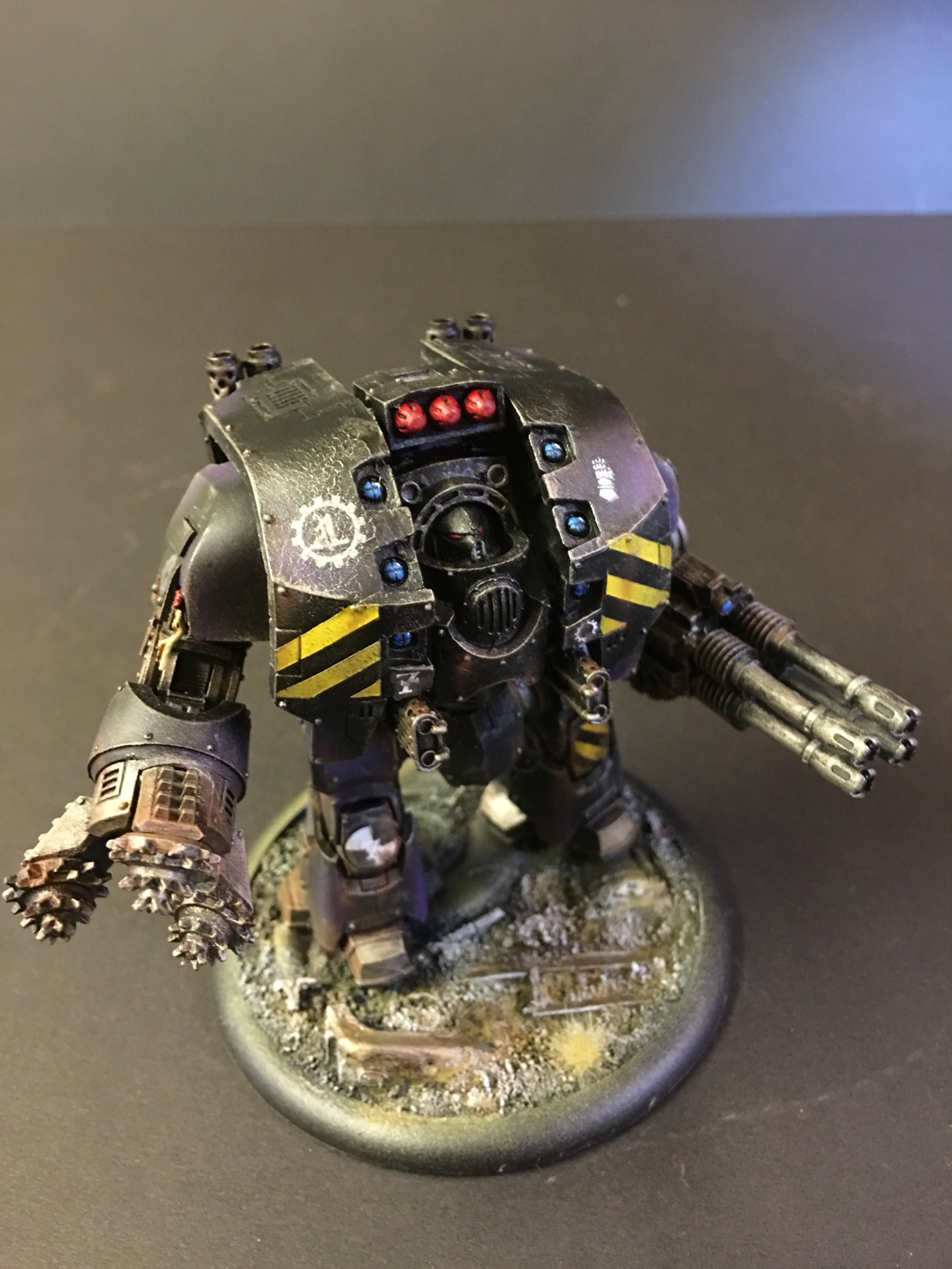Leviathan Siege Dreadnought