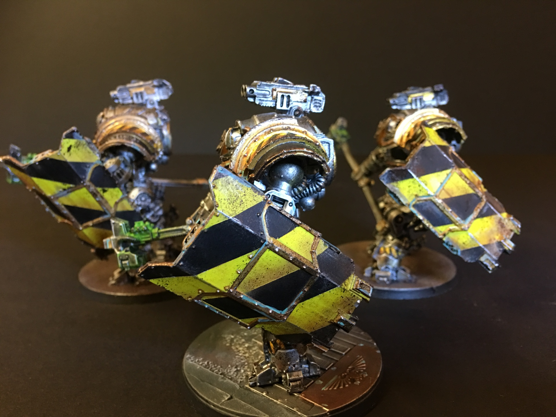 'Iron Circle' Domitar-Ferrum Class Battle-Automata