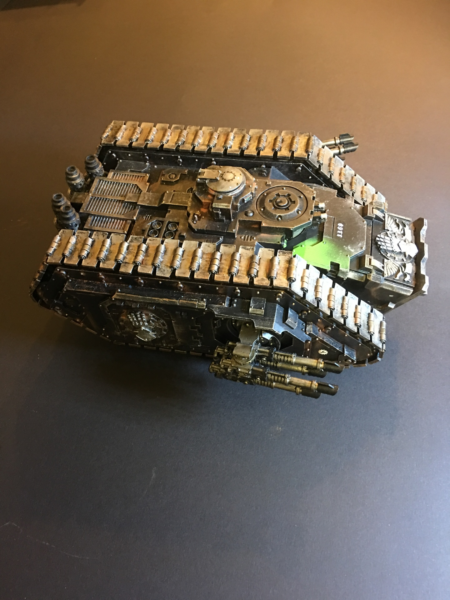 Iron Hands Legion Spartan Assault Tank