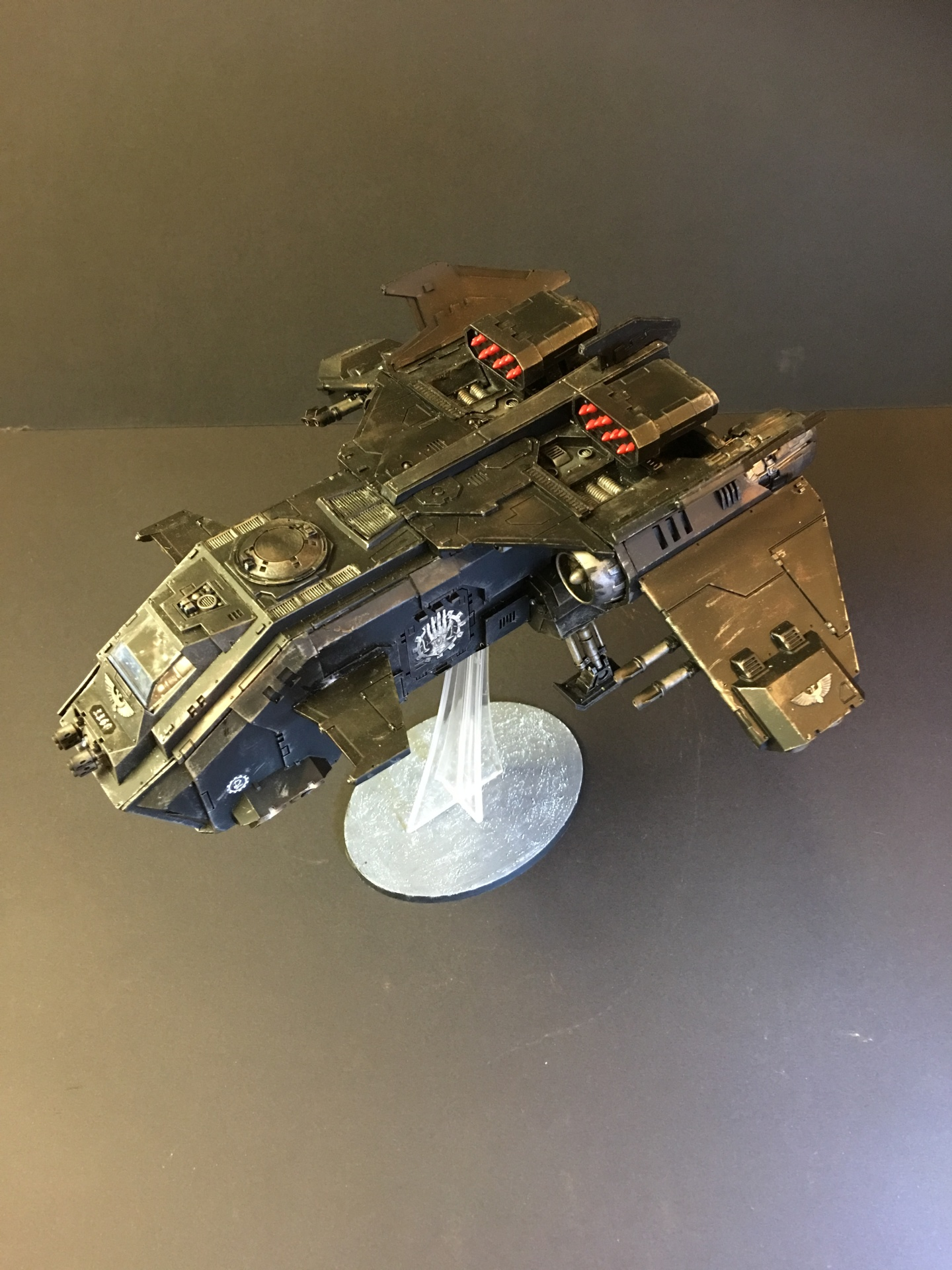 Horus Heresy era Storm Eagle