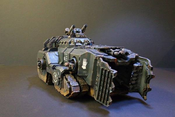 Mastodon Heavy Assault Transport