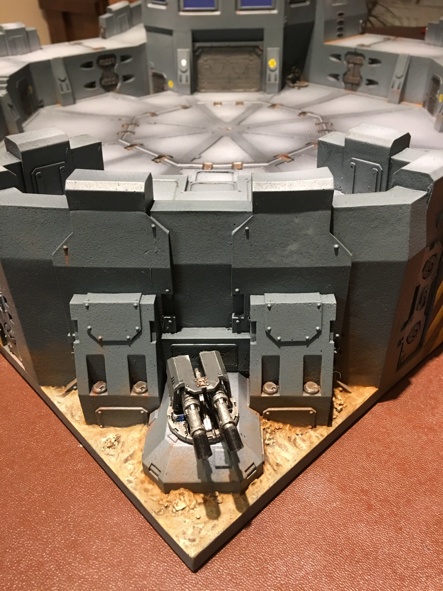 Space Marine Castellum Stronghold